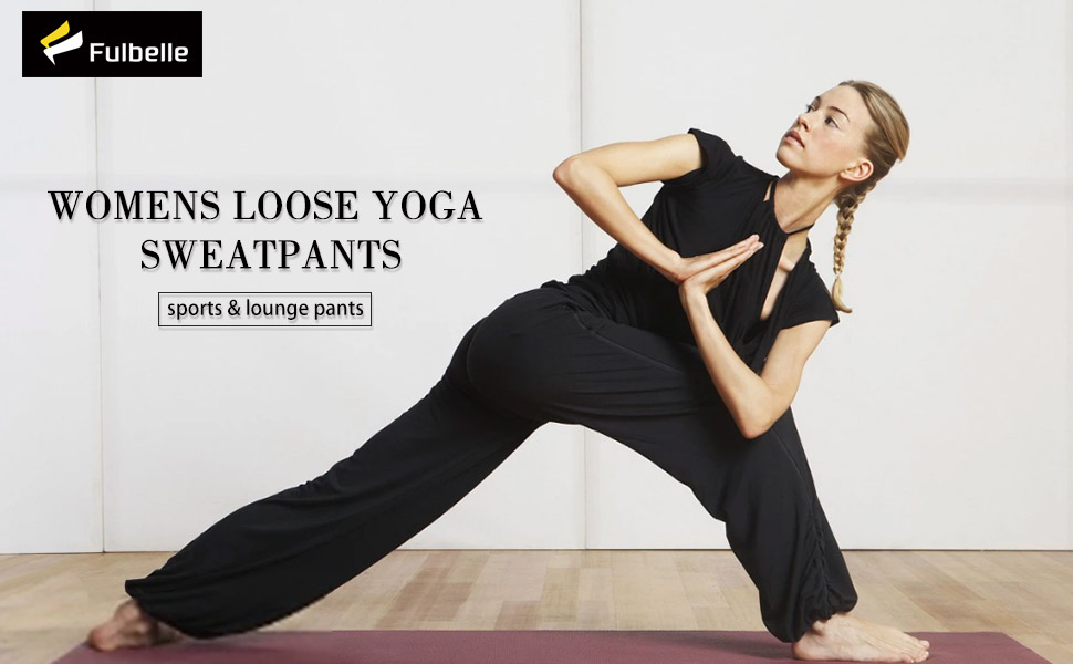 Sweatpants for Women with Pockets