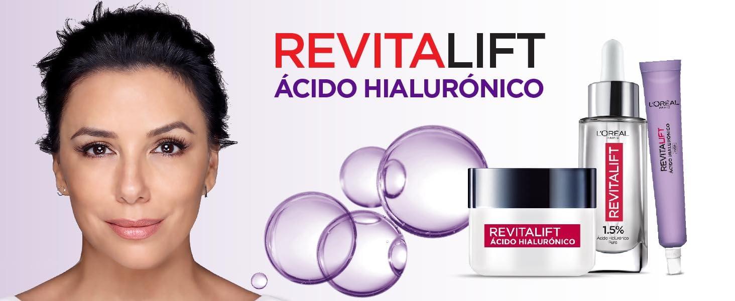 acido hialuronico, serum acido hialuronico, suero loreal, serum loreal, suero acido hialuronico