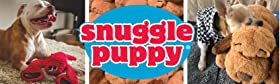 Snuggle Puppy Logo Banner
