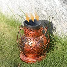 lantern solar lights outdoor