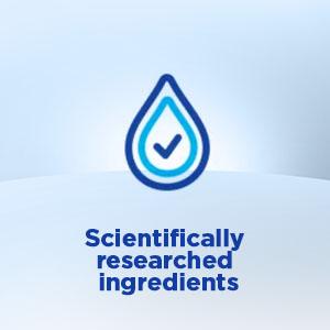Scientifically researched ingredients