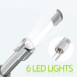 6 LED Lights