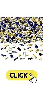 graduation confetti 2021