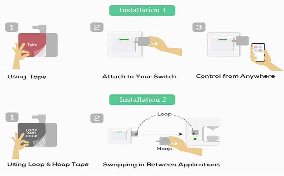 Quick and Simple Installation