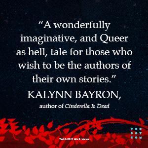 A Spindle Splintered Alex E. Harrow Kalynn Bayron quote