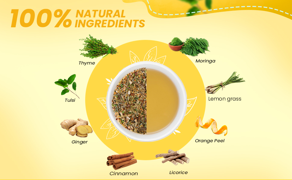 tea sense health and glow tea blend of superfoods and herbs for better skin