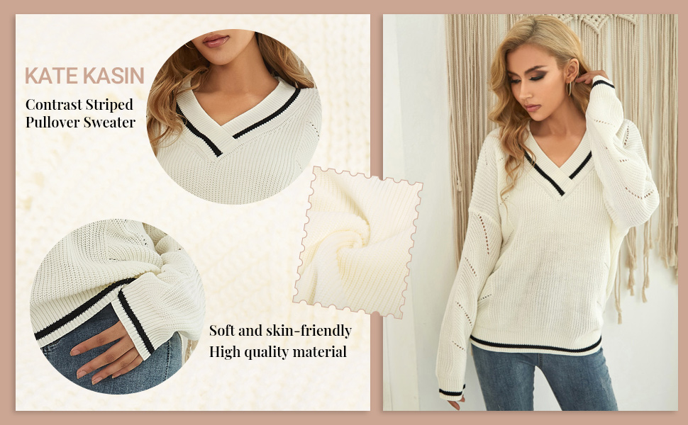womens oversized casual sweater top