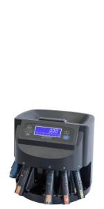 DETECK Aura DT100 Coin Counter Machine