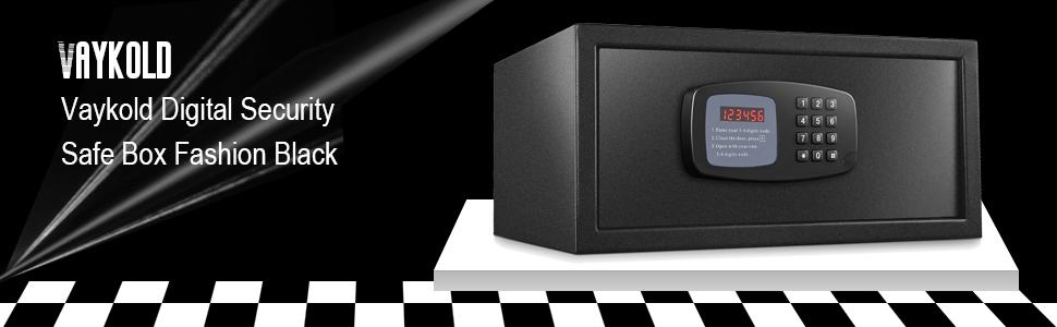 Vaykold Safe Security Box