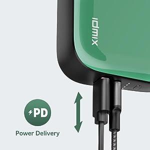 20000mAh battery