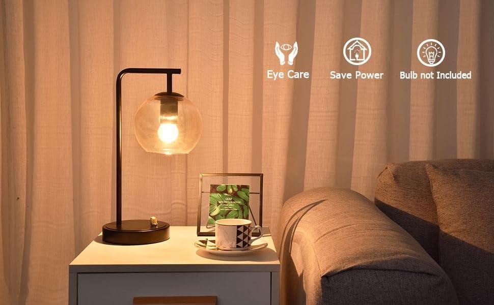 Nightstand Lamp