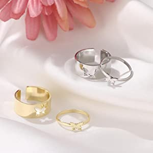 matching rings for best friends