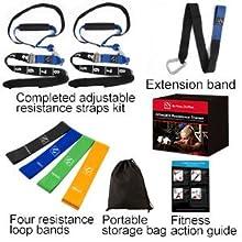 FITINDEX resistance trainer kit 15pcs