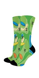 Disc Golf Socks