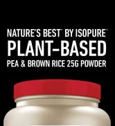 ISOPURE PLANT ROTEIN