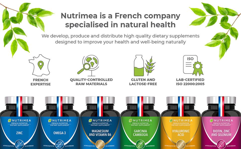 supplement vitamins minerals capsules hair skin nails health strength care treatment nourish