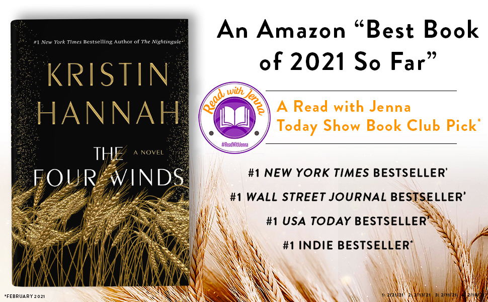 The Four Winds Kristin Hannah Today Show Book Club Pick