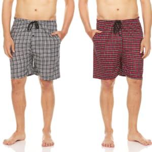 men pajama shorts
