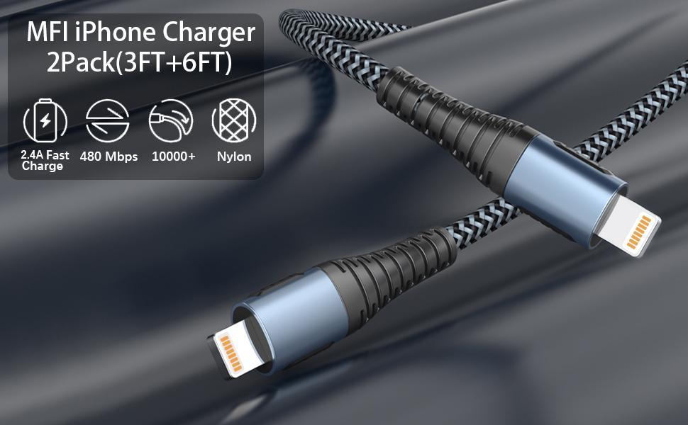 MFI iPhone Charge