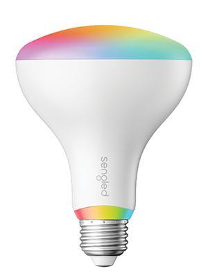 BR30 smart light bulb