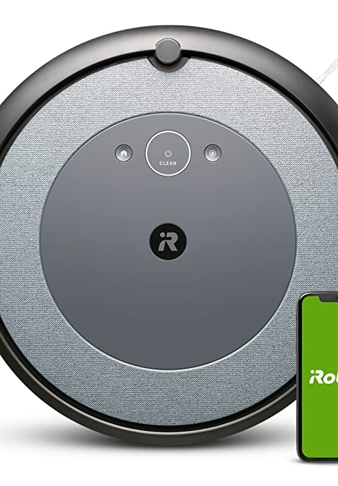 iRobot Roomba i3 met telefoon