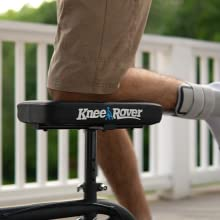 Comfortable and adjustable knee pad