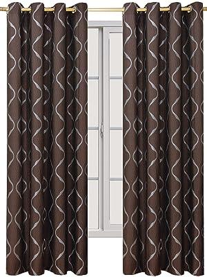 Modern design privacy curtains