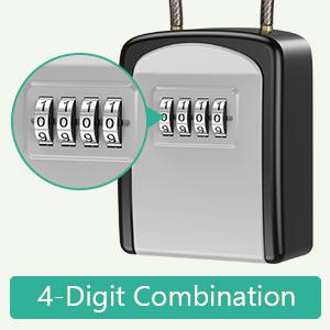 4 Digit Dials