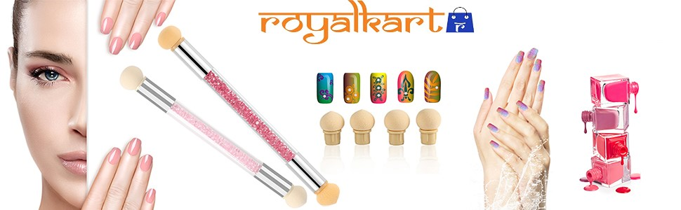 Royalkart Nailart Sponge brush
