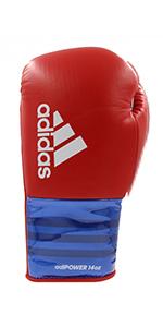 500 HYBRID ADIDAS BOXING GLOVES MMA 14 16 OZ SPARRING