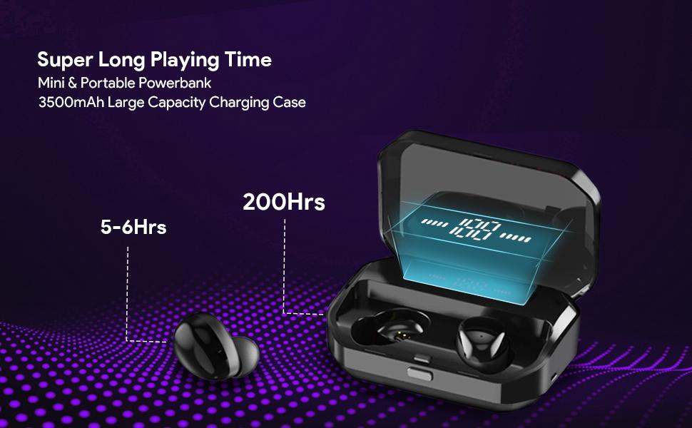 Battery Digital Display