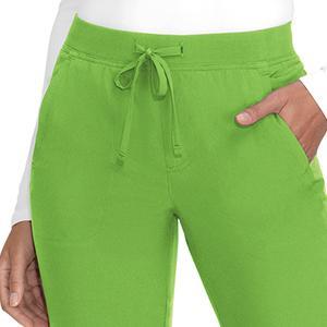 planet koi 746 women's scrub pants drawstring front
