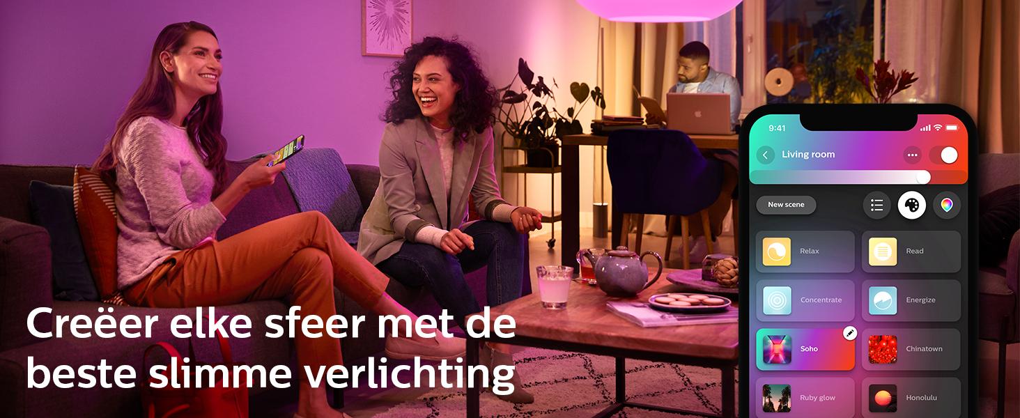 Philips Hue spot kopen