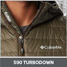 590 TurboDown Fill