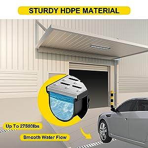 garage floor drain