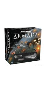 Star Wars Armada Miniatures Battle Core Set Fantasy Flight Games