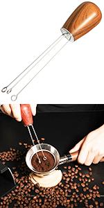Needle Type Coffee Powder Distributor
