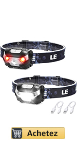 Lampe Frontal LED