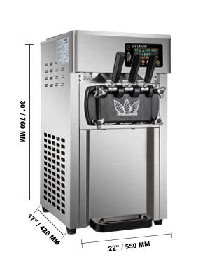machine sorbetière