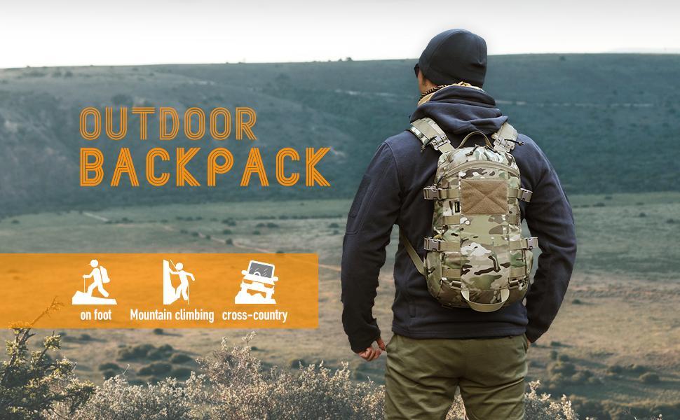 Votagoo Backpack For men