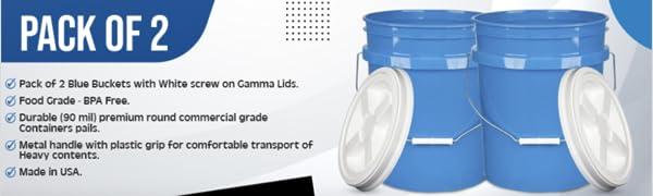 bucket with lid plastic bucket with lid turkey brine plastic bucket food grade bucket