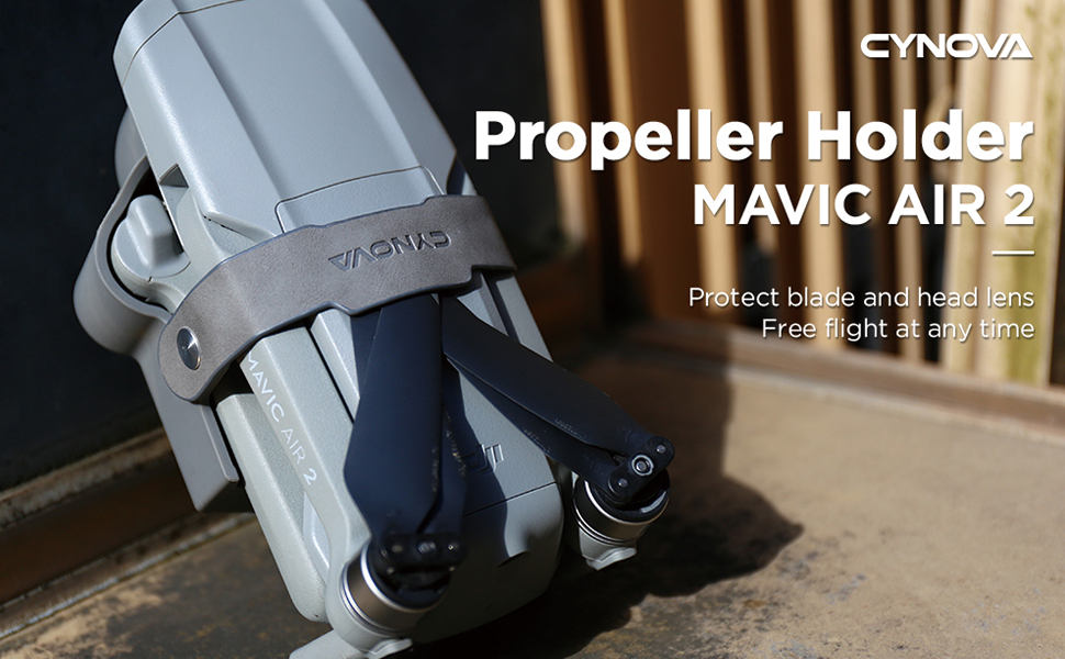 CYNOVA Original Mavic Air 2 Propeller Holder Suitable for DJI Mavic Air 2 Drone