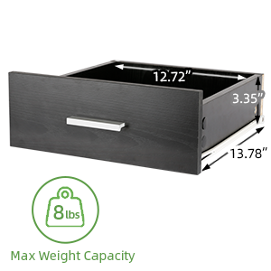 Top 2 small drawers