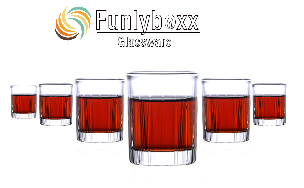 shot glasses set of 6/shot glasses funny/gromsmen shot glasses
