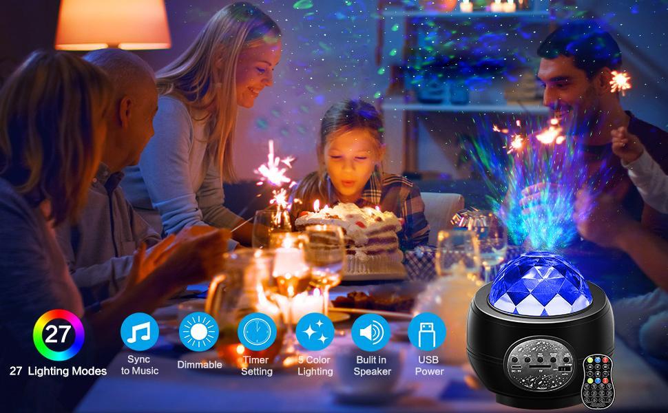 Party, Geschenk, Mädchen, Junge, Kinder, Erwachsener