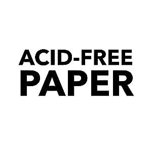 acid-free paper
