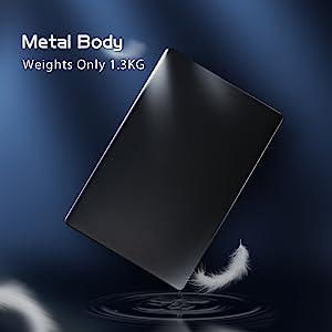 Metal bady