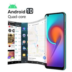Android 10 Quad-core