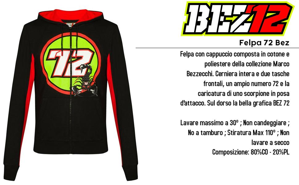 Sudadera 72 Bez
