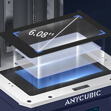 ANYCUBIC Photon Mono SE Resin 3D-Drucker
